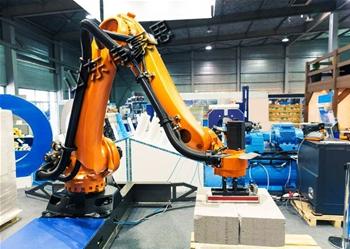 全自动搬运机器人