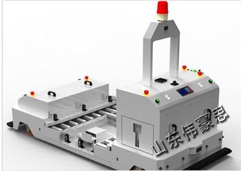 磁导航AGV小车