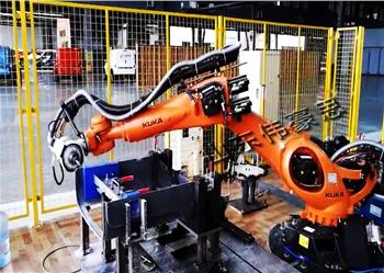 全自动机器人钻孔
