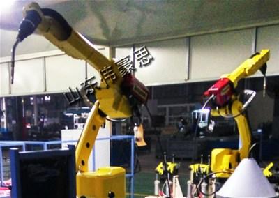 如何安全操作不锈钢智能焊接机器人