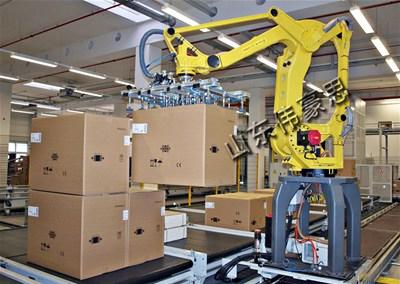 方箱智能拆垛机器人在操作时要注意的问题