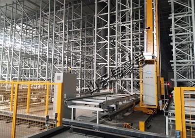 配件用立体仓库的设计要秉承哪些原则?