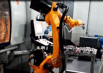 电子元件上下料机器人的哪些优势值得企业选购