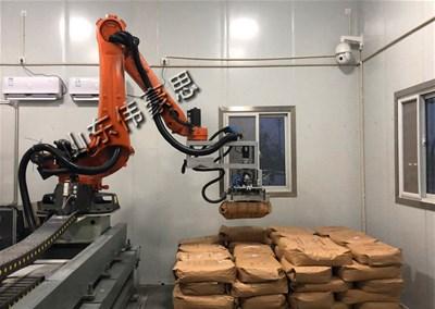 企业使用纯碱机器人亚博体育苹果手机下载机更利于仓储或运输