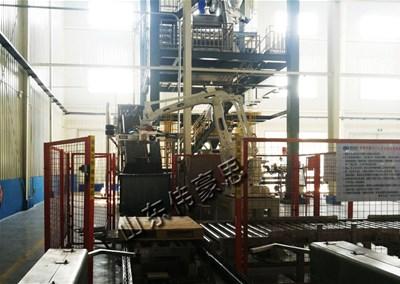 片碱拆垛机器人使企业的生产现场更加智能化