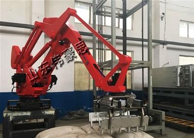 添加剂自动卸垛机能提高卸垛速度减少用工量
