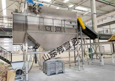 石灰粉自动破包机能解决拆包造成的粉尘污染难题