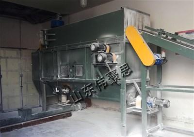 硫酸亚铁自动拆袋机 自动拆包机工业原理