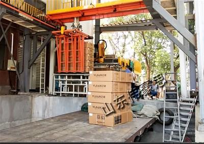 箱子自动拆垛装车系统视频 机械手自动拆垛机型号