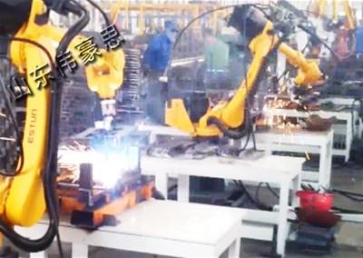 为什么全自动焊接机器人的使用率会越来越高