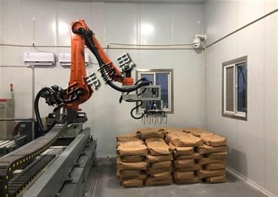 企业使用饲料自动亚博体育苹果手机下载机器人的主要原因