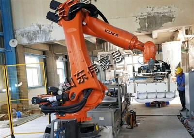 袋料智能亚博体育苹果手机下载机器人是促进企业生产力的得力助手