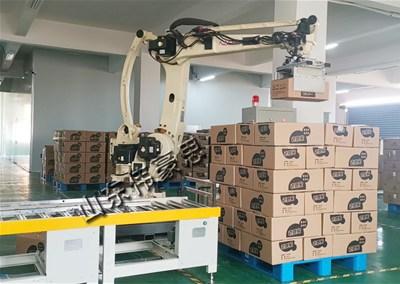 食品箱亚博体育苹果手机下载机器人能稳定工作的基本条件