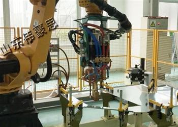 点焊自动焊接机器人