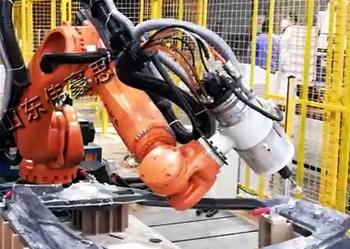 机器人钻孔