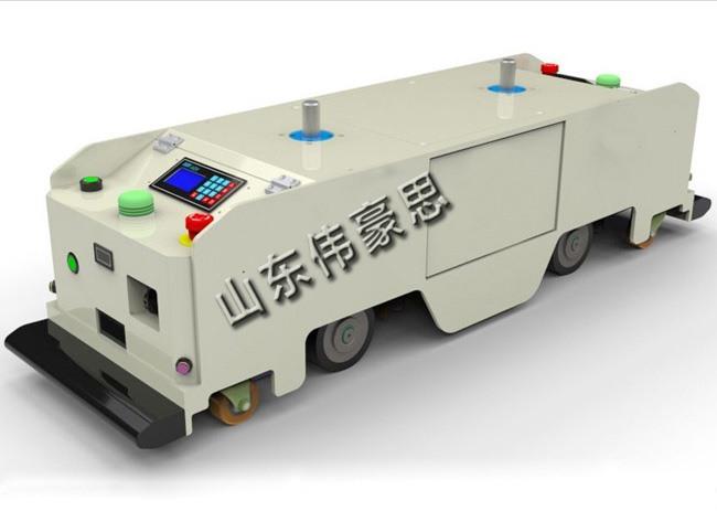 牵引型AGV