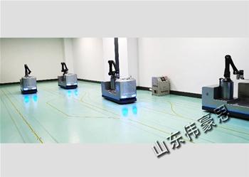 智能无人车AGV