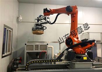 移动式拆垛拆包机器人